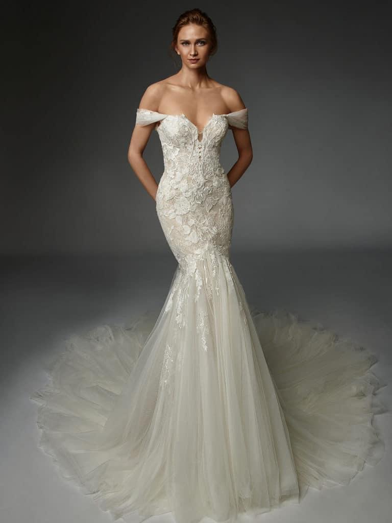 designer wedding gowns | MIMI TOKO