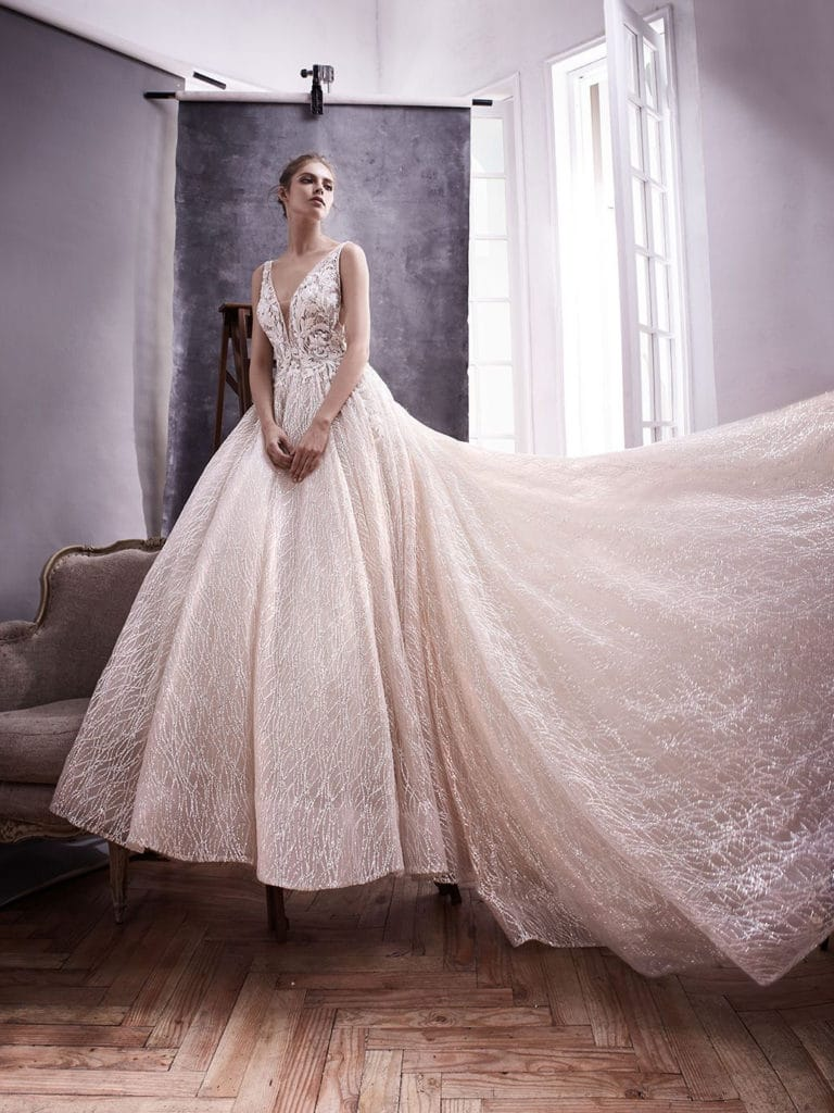 Stunning Wedding Gowns