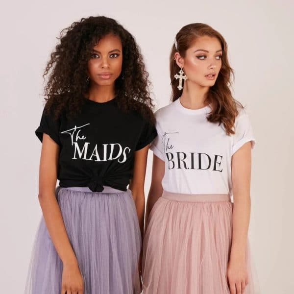 blush bride squad | MIMI TOKO