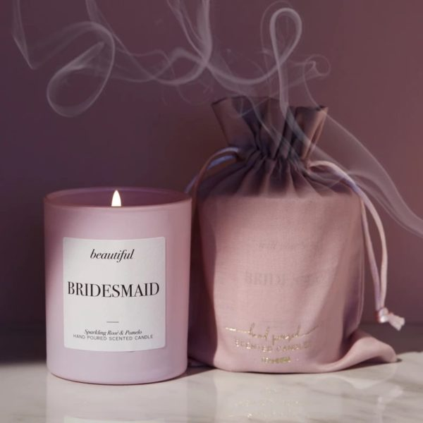 Candles for Brides Maid | MIMI TOKO